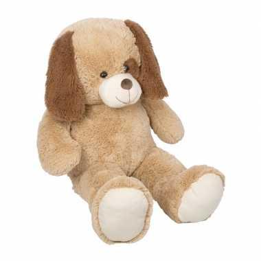 Grote pluche honden knuffel 100cm
