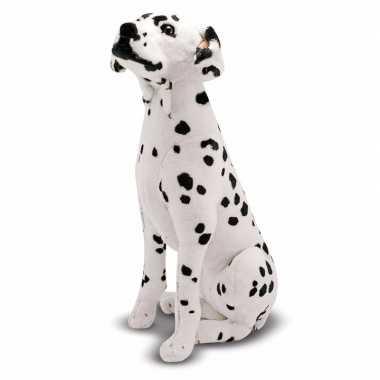 Mega dalmatier knuffeldier 81 cm hond