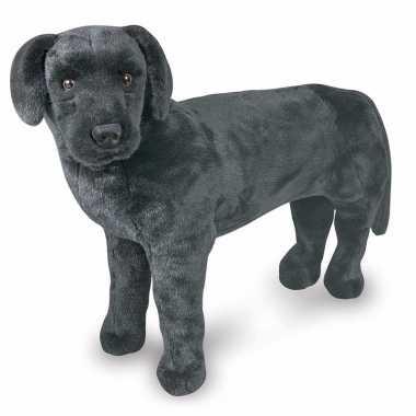 Mega labrador knuffeldier 79 cm hond